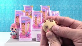 Snackables Dippers Num Noms Series 1 Slime Blind Bag Toy Review