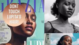 Lupita Nyong'o Is Real Mad At Grazia Uk