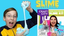 Testing karina garcias diy slime kit how to make slime video by testing karina garcias diy slime kit how to ma ccuart Gallery