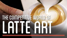 The Competitive World of Latte Art  How to Make Everything: Coffee