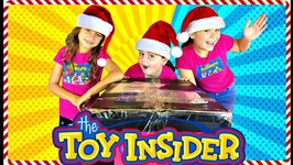 Surprise Toys Opening! HUGE Toy Surprise Sent from the Toy Insider!
