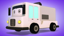 Refrigerator Truck - Formation And Uses - Vehicle Videos For Children - Kids Channel