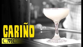 How To Make The Cariño Cocktail - 2018 Bacardi Legacy Competition Cocktail