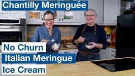 How To Make Chantilly Meringuée No Churn Ice Cream