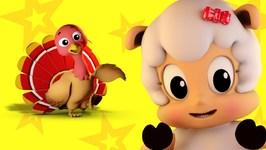 Head Shoulders Knees And Toes - 3D Baby Songs - Nursery Rhymes