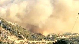 Wildfires Cause Havoc in Croatia, Threatening Suburbs of Split