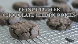 Peanut Butter Chocolate Chirp Cookies - Rule Of Yum Recipe