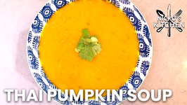 Thai Pumpkin Soup / 3 Ingredients / Meals In Under 30 Minutes