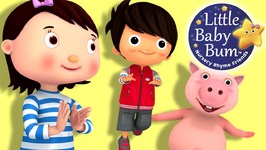 Little Baby Bum - Hop Skip and Jump - Nursery Rhymes for Babies - Songs for Kids