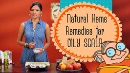Oily Scalp And Dry Hair Effective and Natural Home Remedies - Hair Care Routine - Tips For Oily Hair