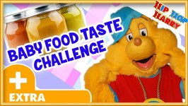 Baby Food Taste Test Game Video By Hiphopharry Fawesometv