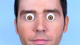 Eyeballs Pop Out
