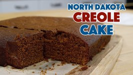 1936 North Dakota Creole Cake