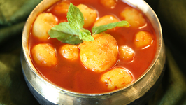 Kashmiri Dum Aloo Recipe - Authentic Dum Aloo - Masala Trails With Smita Deo
