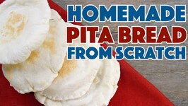 Pita Bread Recipe First Try