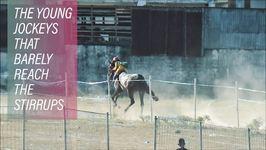 Ride Like The Wind Kiddo: Indonesias Child Jockeys