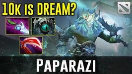 10000 MMR is a DREAM Paparazi Dota 2