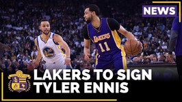 Lakers Agree To Sign Tyler Ennis