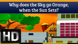 Why Does The Sky Go Orange When The Sun Sets -  Tell Me Why - Q And A