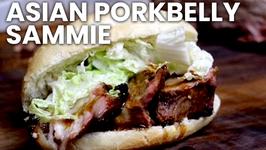 Asian Porkbelly Sammie
