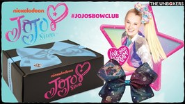 Jojo Siwa's Bow Club  Monthly Subscription Box
