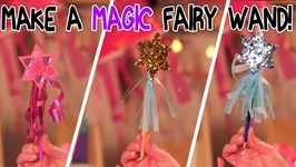 Make A Magic Fairy Wand With The Phonic Fairy