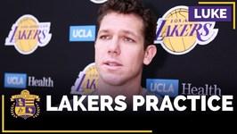 Luke Walton On Julius Randle, Lonzo Ball's Rebounding, Corey Brewer