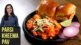 Parsi Kheema Pav Recipe  How To Make Chicken Keema Pav  Parsi Kheema  Chicken Recipe By Tarika