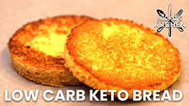 90 Second Microwavable Low Carb Keto Bread / Best Keto Bread