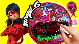 Miraculous Ladybug Color n Style Custom Purse DIY And Surprises