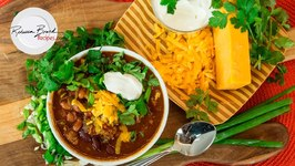 Pressure Cooker Turkey Chili - Highlights Of How To Cook With Recipe