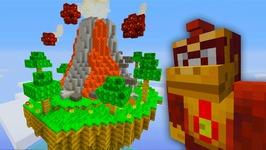 Minecraft Wii U  Kong's banana volcano 4