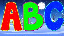 ABC Song - Santa Claus Alphabets - Learn Alphabets From Pre Schools