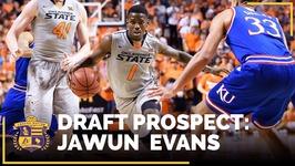 2017 NBA Draft Profile - Jawun Evans - Oklahoma State, Guard