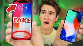 125 Fake iPhone X - How Bad Is It