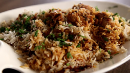 Chicken Biryani - Restaurant Style - Recipe By Archana In Marathi - Simple And Quick Rice