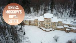 Urban Exploration- A Deserted Royal Palace In Moscow