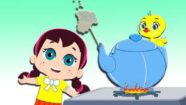 Poly put the kettle on  Children's Popular Nursery Rhymes
