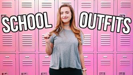 Outfits For School 2017 - Cute And Comfy School Outfit Ideas