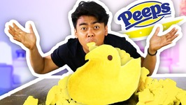 DIY GIANT PEEPS - WORLD RECORD 5Plus LBS
