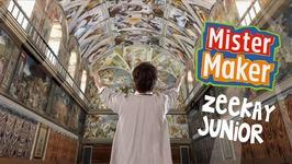 Michelangelo - Arty History - Mister Maker