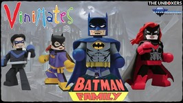 Batman Family Vinimates