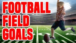 Football Field Goals - Funny Sports Compilation