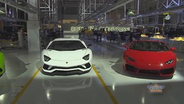 Lamborghini Urus World Premiere - The first Super Sport Utility Vehicle