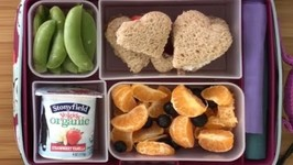 Toddler School Lunch