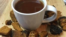 How To Make Chaga Mushroom Tea