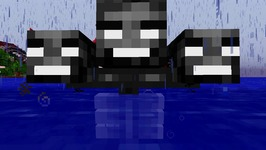 Minecraft Xbox - Quest To Kill The Wither Boss - Preparation For Battle 9