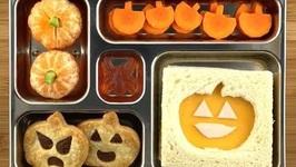 Pumpkin Lunch - School Lunch