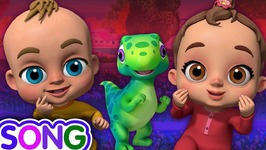 Chubby Cheeks- Baby Songs and Dinosaur Rhymes for Kids- ChuChu TV Funzone 3D Nursery Rhymes