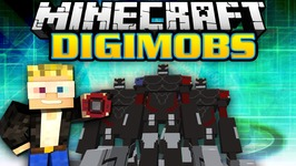 Minecraft Modded Survival - Digimobs Modded Adventures - HiAndromon 6